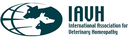 international association for veterinary homeopathy logo